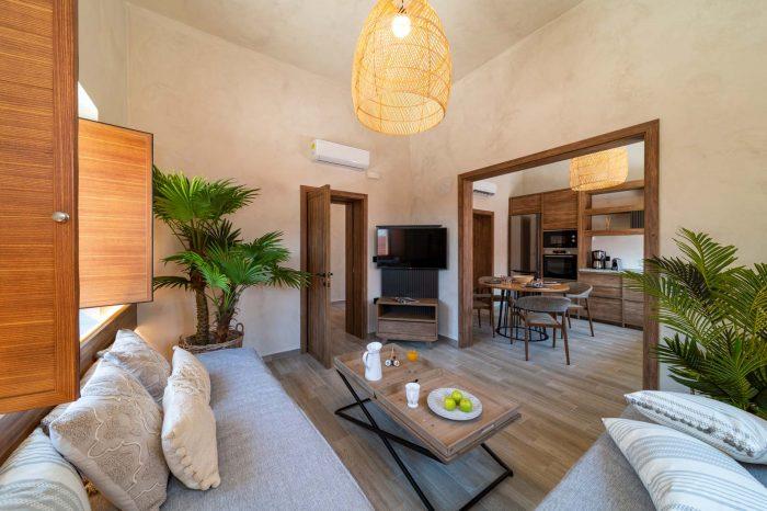Prasonisi Hotel - Kattavia Villas and Houses - Anastasia Villa
