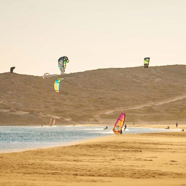 Prasonisi Hotel - Kitesurfing and Windsurfing