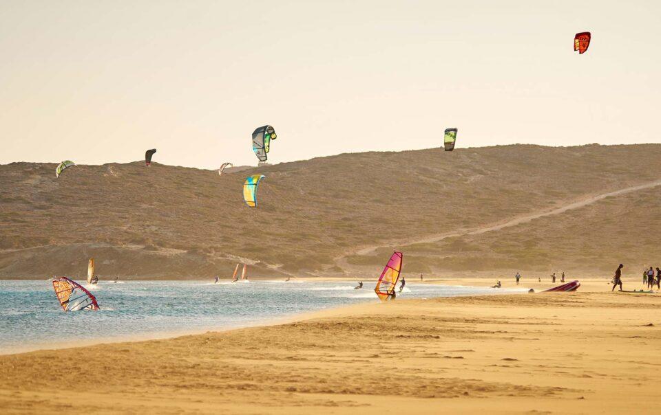 Prasonisi Hotel - Kitesurfing and Windsurfing