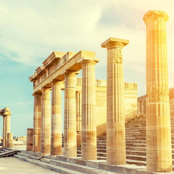 Prasonisi Hotel - Lindos - Acropolis